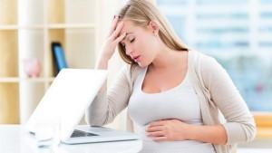Что можно беременным от головной боли