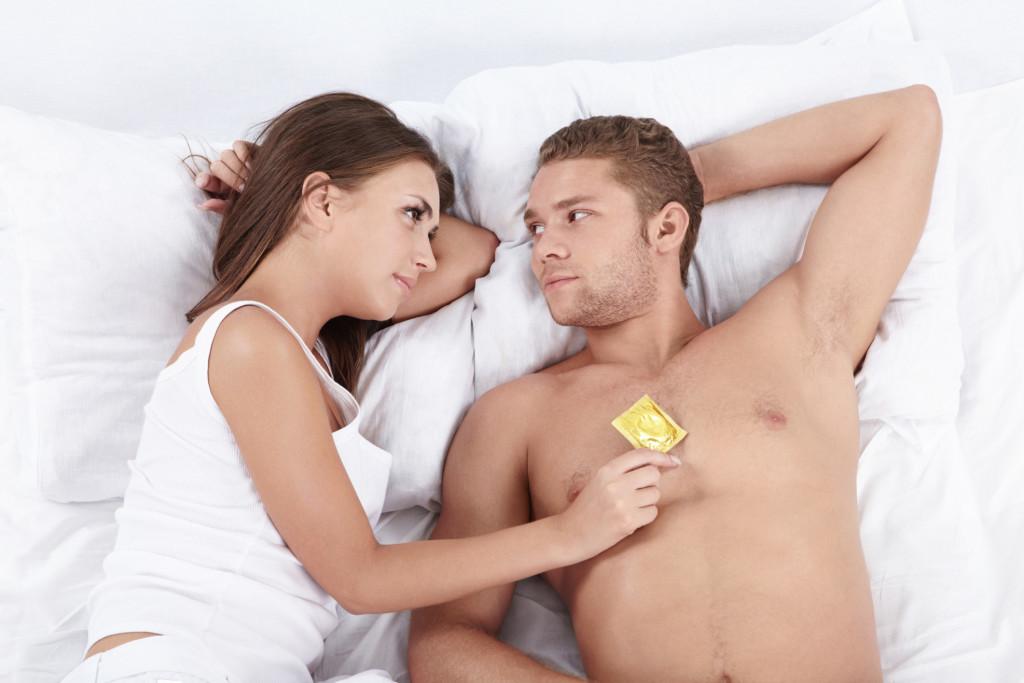Обязательно использование контрацептивов