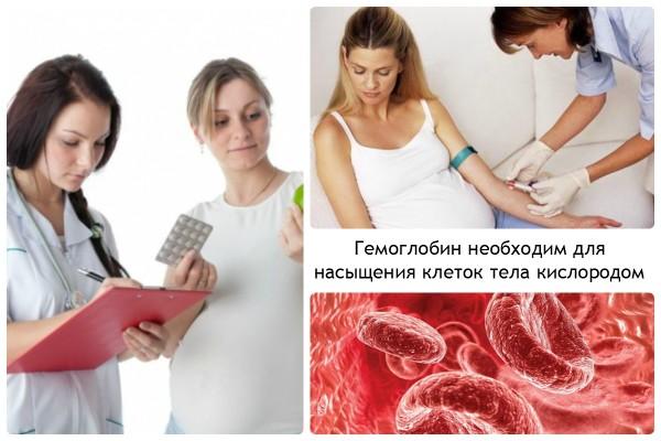 польза гемоглобина
