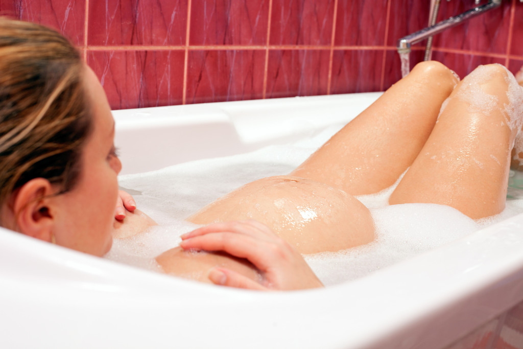 ванна при беременности