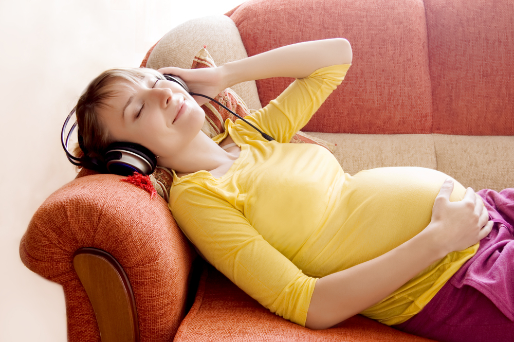 музыка при беременности